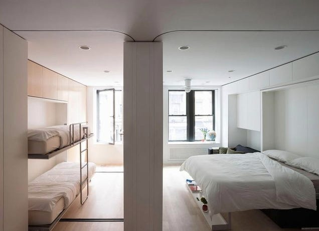 A Famously Tiny Nyc Apartment Is For Sale For Almost 1