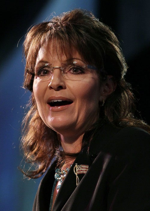 Sarah Palin Says She'd Consider Running for President