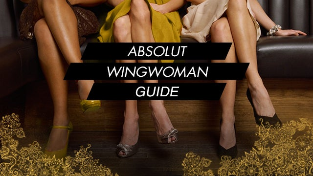 How to Be a Great Wingwoman