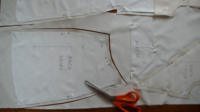 How To Turn Your Dress Ideas Into Reality By Making A Custom Pattern