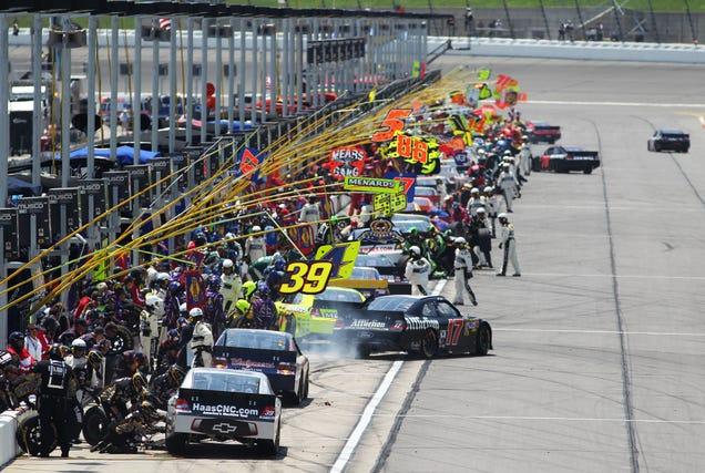 Motorsport Previews: 2013 NASCAR Sprint Cup Series
