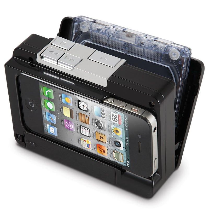 ¿Vinilo? Pfff... ¡ahora lo que se lleva es el cassette!