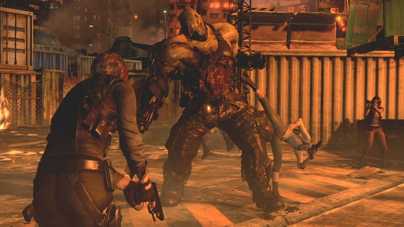 Maybe Capcom Was Right. Resident Evil 6 Is Selling Well in Japan.