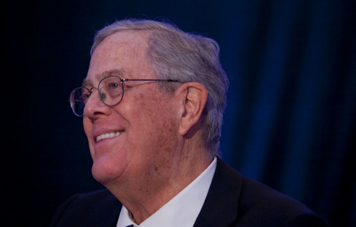 The Kochs Are Coming For Obamacare Voters
