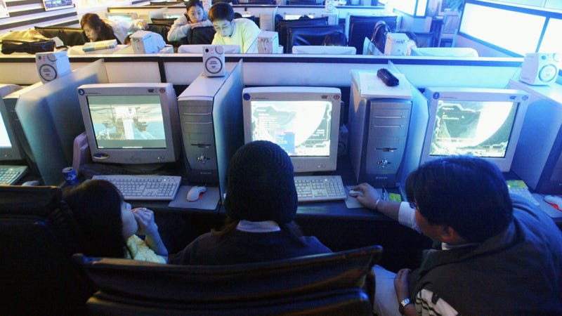 Online Gaming Officially Makes You an Internet Addict in Korea