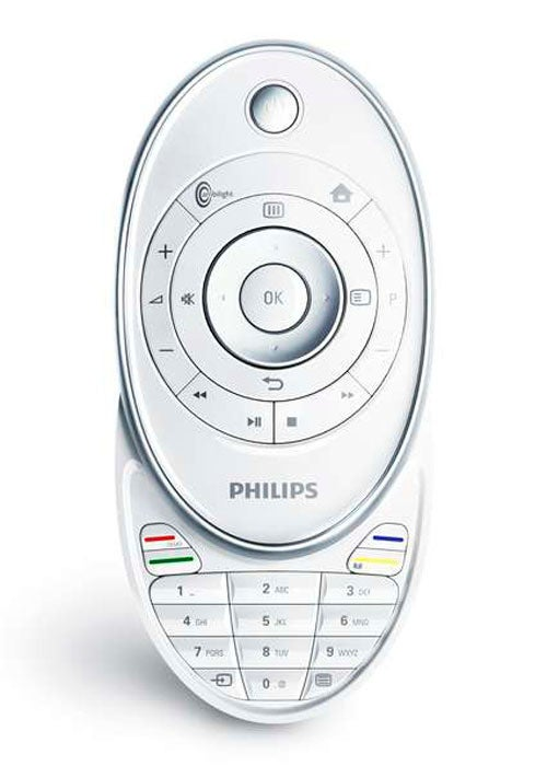 The Philips Aurea Remote Dreams to Be a Cellphone One Day