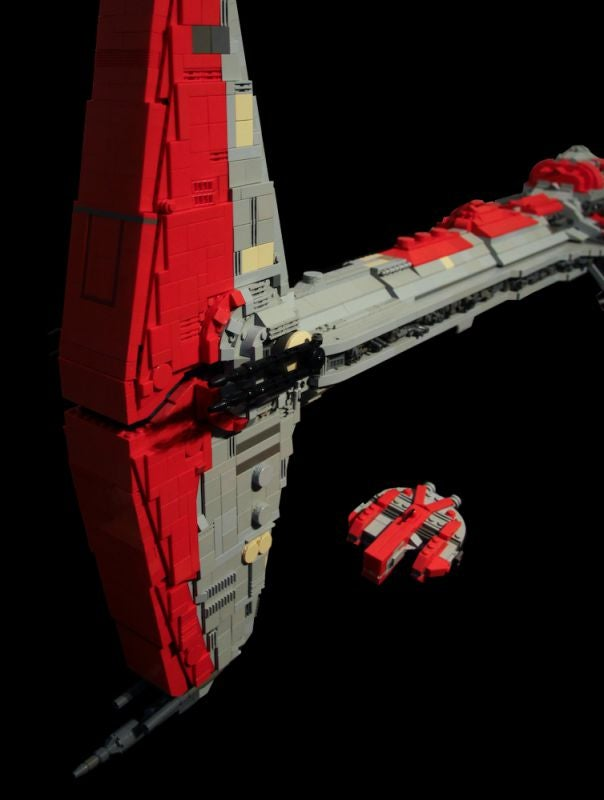 LEGO: Knights Of The Old Republic Is Such A Tease
