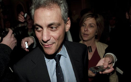 Conservatives Find Next Obama Tax Cheat in Rahm's Basement