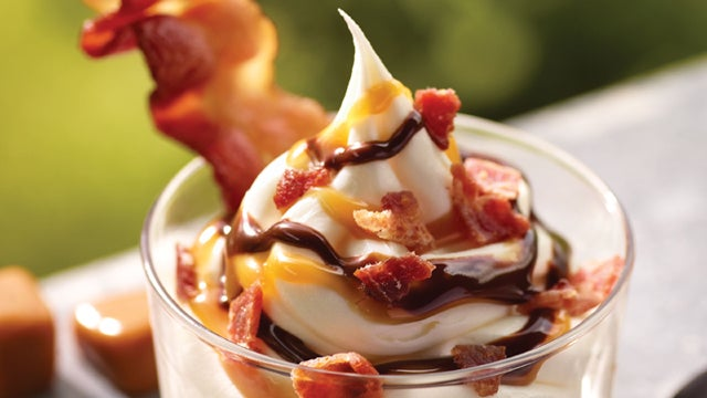 Burger King Unveils Bacon Sundae That, Unbelievably, Did Not Already Exist at Burger King
