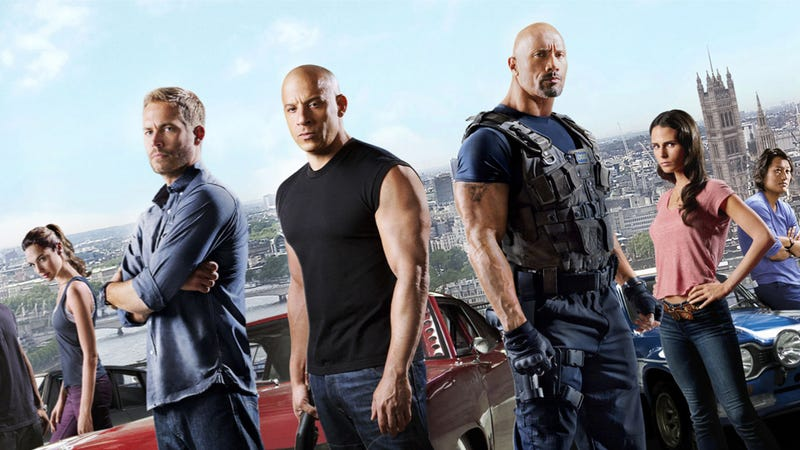 Execs Scrambling To Finish Fast & Furious 7 After Paul Walker's Death
