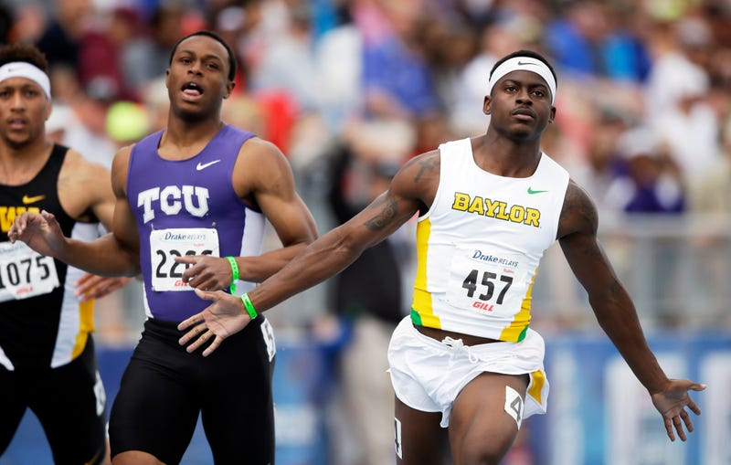 College Freshman Runs Wind-Aided 9.77-Second 100 Meters