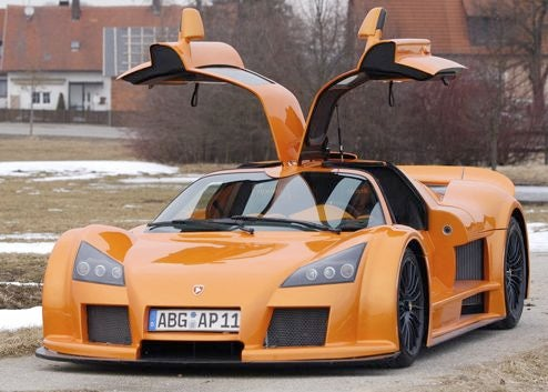 Gumpert Apollo Hybrid To Race At Nürburgring 24-Hour Race