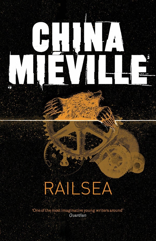 Ride China Miéville's Crazy Train in Railsea