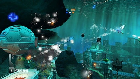 Microsoft's Free Xbox Live Game For Service Outage: Undertow