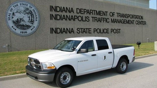 Indiana enlists Ram pickups as stealthy speed-limit enforcers