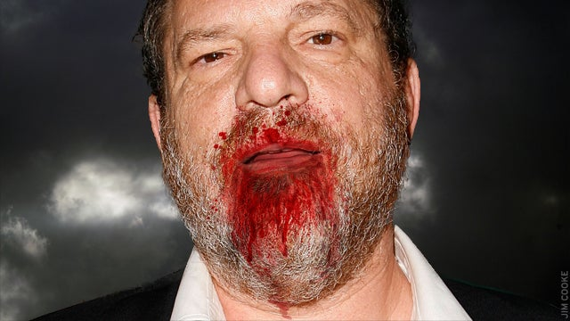 Harvey Weinstein Has Risen From the Grave to Feast on the Bones of His Enemies