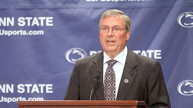 """Sabres Owner Says Penn State Scandal Is """"Not About Covering Your Ass"""" Before Covering His Ass About Hiring Second Mile Board Member"""