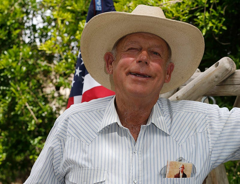 Deep Thoughts From Cliven Bundy's Damage-Control Press Conference