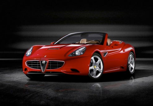 Alfa Romeo Could Californicate, Build 8C Replacement Off Ferrari California