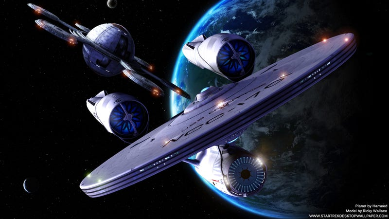 What do you want to see from a new Star Trek TV show?