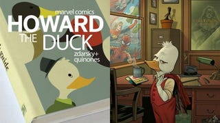 Chip Zdarsky & Howard the Duck Rocked My World &it Only Took 5 Minutes