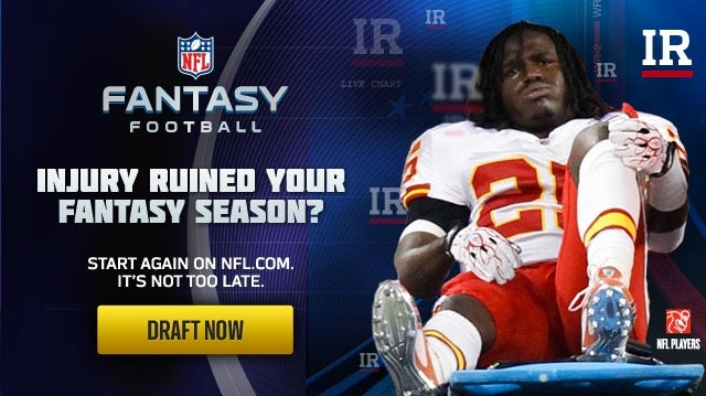 Jamaal Charles Takes A Ride On The Fantasy Meat Wagon