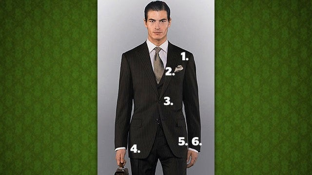 Find Out if Your Suit Fits with Seven Simple Tricks