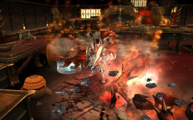 Warrior Epic Enters Closed Beta