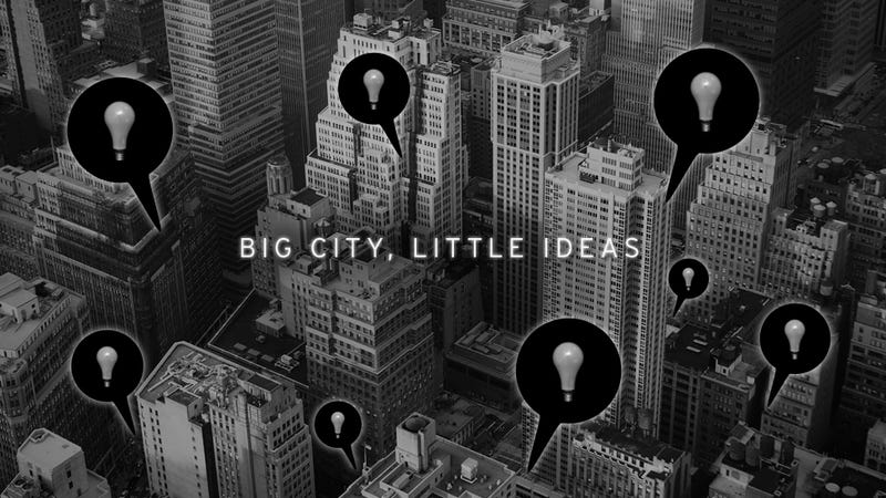 What's The Big Idea? Searching For Meaning at the 'Ideas Festival'