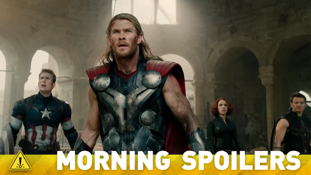 What Surprise Marvel Characters Will Show Up In Avengers:Age Of Ultron?