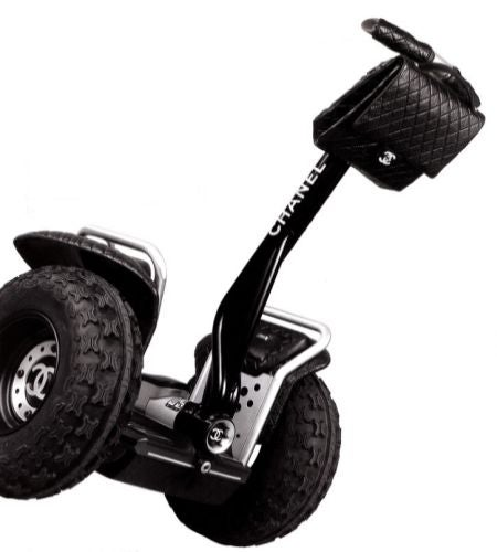 Chanel Segway is Pretty Much Inexcusable