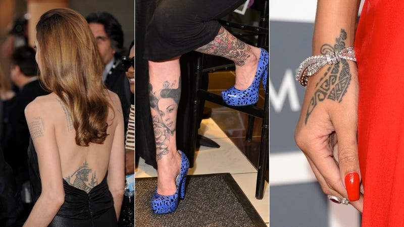 Tattoos Are the New Hot Reality Show Stars