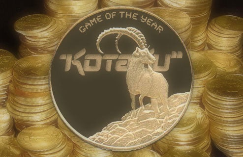 Kotaku's 2008 Games of the Year Awards
