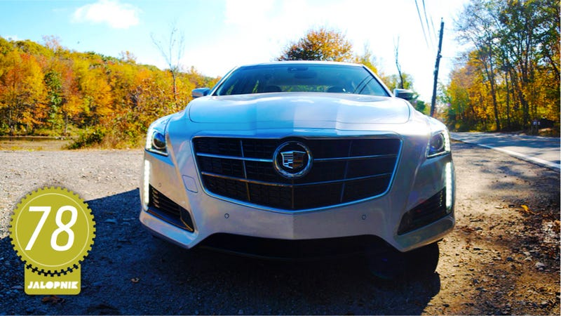 2014 Cadillac CTS: The Jalopnik Review