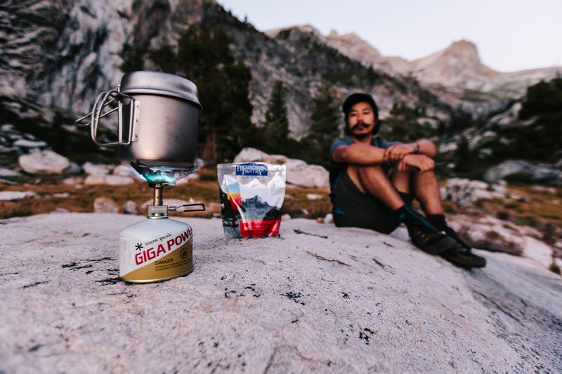 Adventure: High Sierra Trail