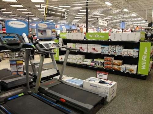 The Sports Authority Gets Its Wii On