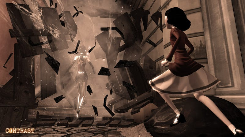 Contrast Gives Us 5 Screenshots Before Stepping Back Into The Shadows