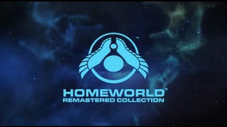 The Homeworld remastered collection will be out for PC on February 25, Gearbox just announced. Teaser trailer right here