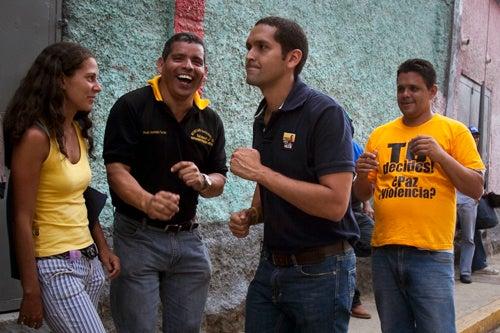 Venezuelan Politician Holds Boob Job Raffle To Raise Funds