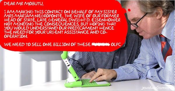 OLPC Slapped With Interim Injunction, $20 Million Lawsuit in Nigeria