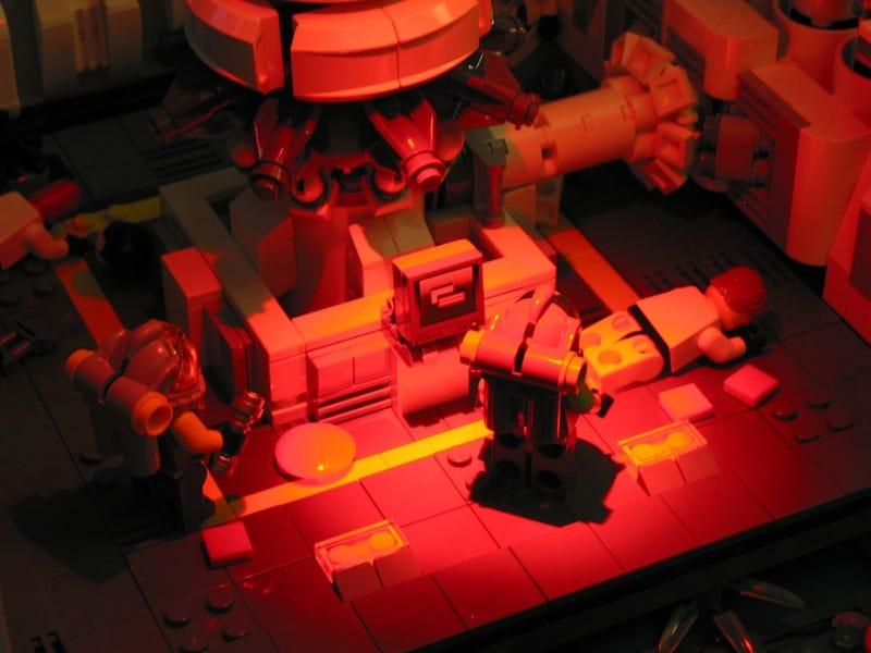 57 Spectacular LEGO Scenes