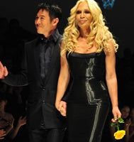China Girl: Versace's Beijing Collection Is Perfect For… Donatella