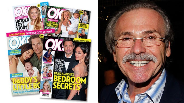 Year's Most Doomed Deal: AMI Buying OK! Magazine