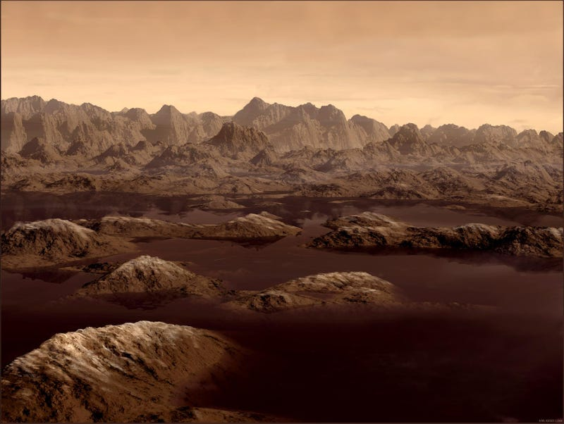 The Most Extreme Environments Where Alien Life Could Be Found