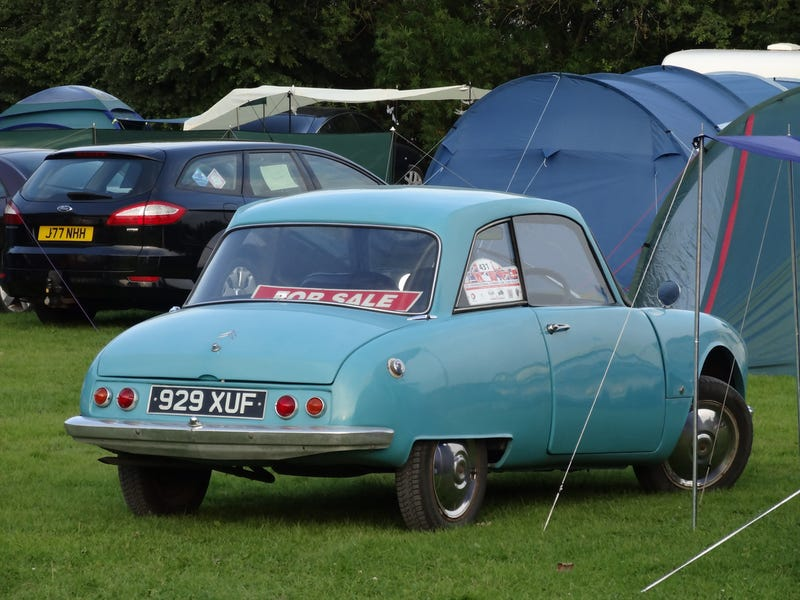 The Citroën Bijou Was A Classy 2CV For The British