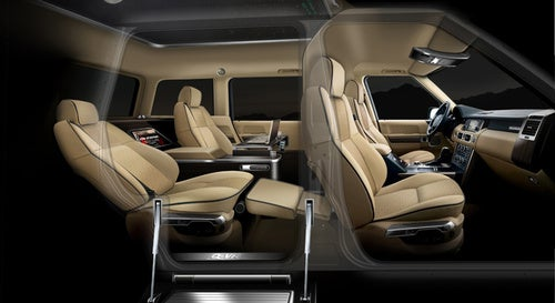 Turn Your Range Rover Into A Private Jet