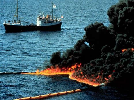 How to Fix the BP-Halliburton Louisiana Oil Disaster—Kind Of