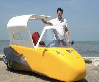 Spira Foam Car Inspired By Crocs