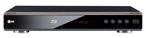 LG BD300 Netflix/Blu-ray Player Available for $350 Preorder