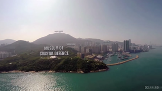 The Gorgeous View From a Delivery Drone Over Hong Kong